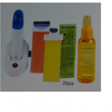 (By order) Single Depilatory Wax Heater & Base Kit