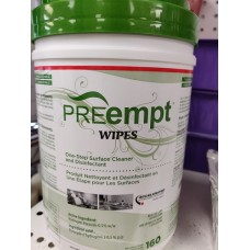 PREEmpt - Disinfectant Disposable Wipes