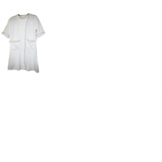 La Casta Uniform White